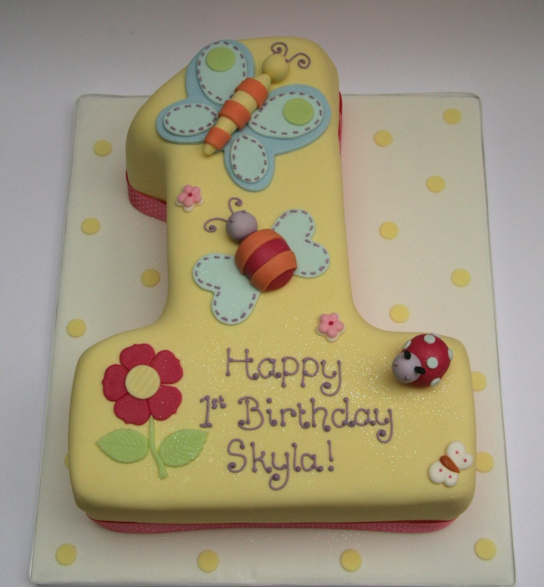 Number Birthday Cakes Number 1 Birthday Cake Etoile Bakery