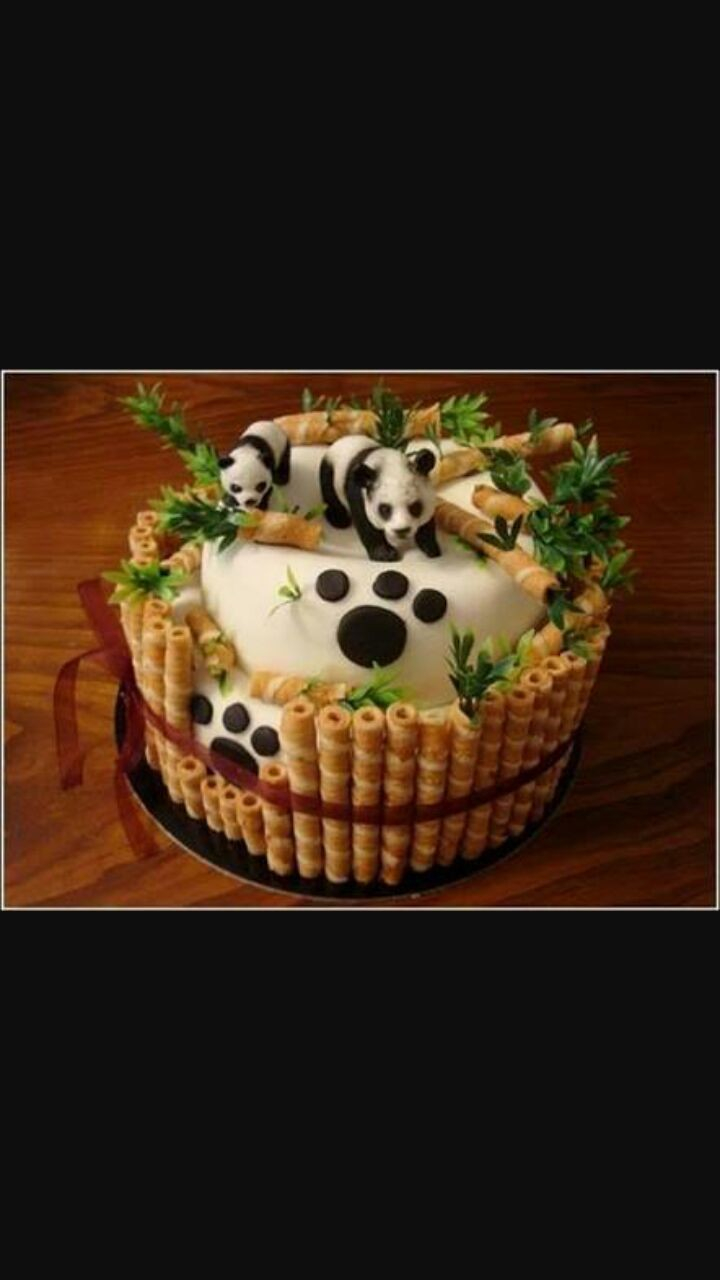 Panda Birthday Cake Buy Panda Birthday Cake For Boys Online At Best Prices In Guntur