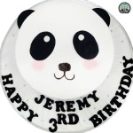 Panda Birthday Cake Panda Bear Birthday Cake Party Wholesale Singapore