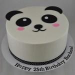 Panda Birthday Cake Panda Birthday Cake Jenny Wenny Flickr