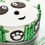 Panda Birthday Cake Panda Themed Diy Birthday Cake Decorating Kit For Kids Cakest