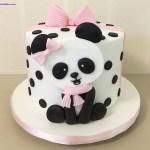 Panda Birthday Cake Tortikner Cakes Online Childish Cakes Panda Birthday Cake