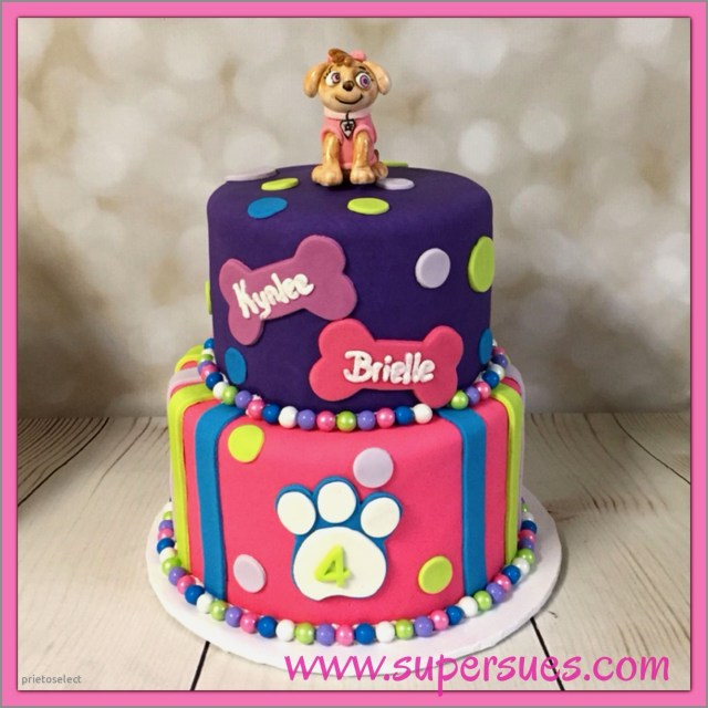 Paw Patrol Birthday Cake Toppers 5th New Minnie Mouse Topper