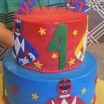 Power Rangers Birthday Cake Power Rangers Birthday Cake Album On Imgur