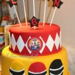 Power Rangers Birthday Cake Power Rangers Cake Cakes Power Ranger Birthday Power Ranger