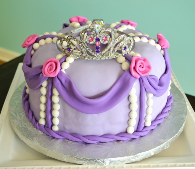 Princess 1St Birthday Cake Disney Princess Sofia The First Birthday Cake Disney Every Day