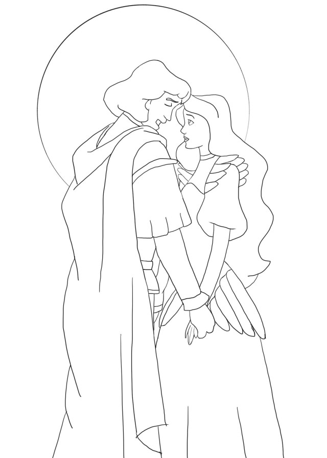 Princess Coloring Page 26 Drawing Princess Coloring Pages Not Disney Printable And Online