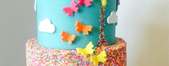 Rainbow Birthday Cakes Rainbow Cake Back Of My Little Pony Rainbow Dash Cake The