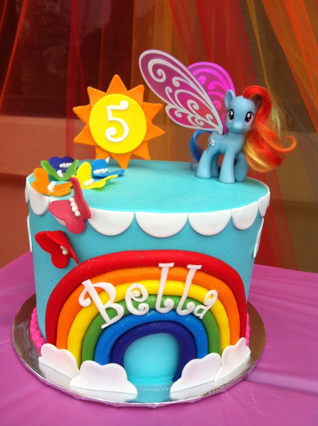 Rainbow Dash Birthday Cake Incredible Rainbow Dash Birthday Cake For Bellas Lets Party Cakes