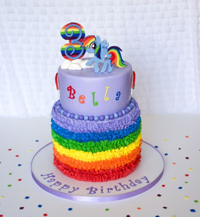 Rainbow Dash Birthday Cake Rainbow Dash Birthday Cake Cakecentral