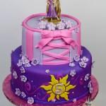 Rapunzel Birthday Cake Tangled Birthday Cakes Tangl