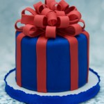 Red Birthday Cake Blue And Red Birthday Cake Cakecentral