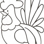 Rooster Coloring Page Rooster Coloring Page 2695 Coloring Home
