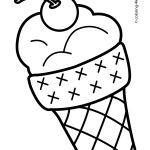 Seasons Coloring Pages Beach Coloring Pages Printable Best Summer Coloring Pages With Ice