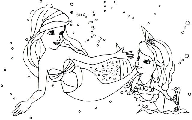 Sofia The First Coloring Page 23 Sofia Coloring Pages Compilation Free Coloring Pages Part 3