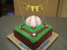 Softball Birthday Cakes Baseball Softball Birthday Cakecentral