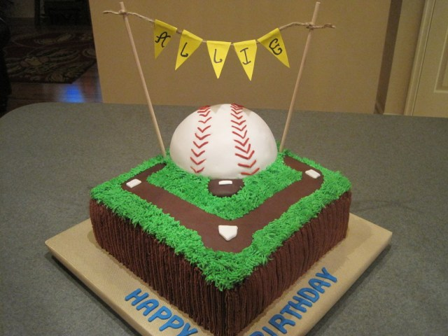 Softball Birthday Cakes Baseball Softball Birthday Cakecentral
