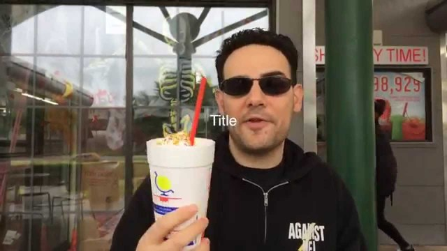 Sonic Birthday Cake Shake Ice Cream Review Sonics Birthday Cake Milkshake Youtube