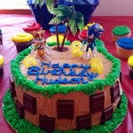 Sonic Birthday Cake Sonic The Hedgehog Birthday Cake So Cute Soo Cute Birthday