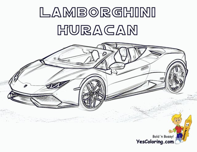 Sports Car Coloring Pages Awesome Sports Car Coloring Pages Colin Bookman