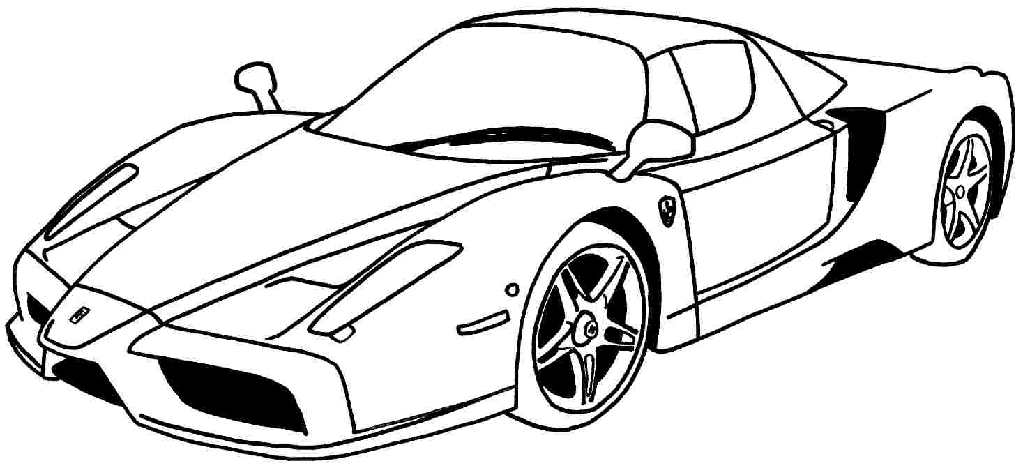 Sports Car Coloring Pages Coloring Pages Sports Car Coloring Pages Awesome Cars Page