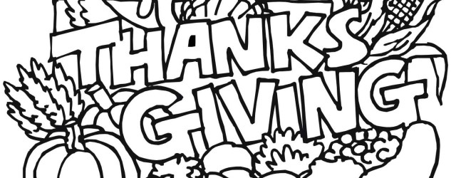 Thanksgiving Printable Coloring Pages Free Thanksgiving Coloring Pages For Kids