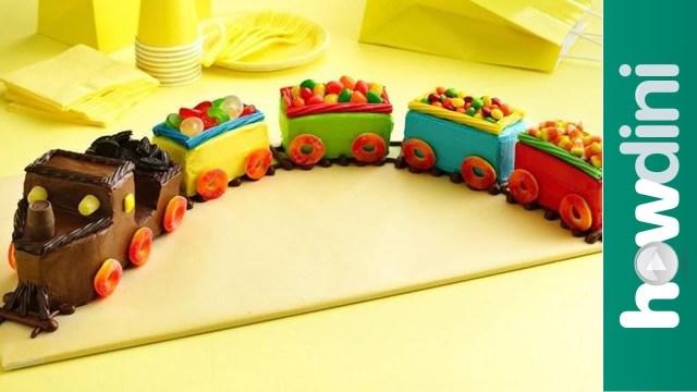 Train Birthday Cakes Birthday Cake Ideas Train Birthday Cake Decorating Ideas Youtube