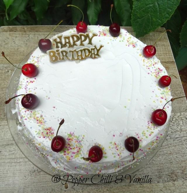 Tres Leches Birthday Cake Tres Leche Cake Pepper Chilli And Vanilla