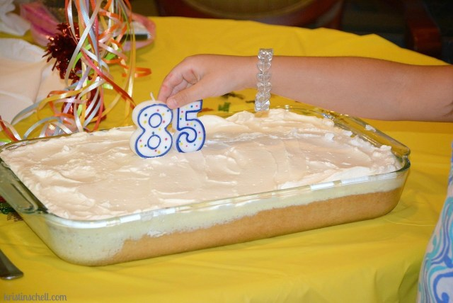 Tres Leches Birthday Cake Tres Leches Cake For Lifes Celebrations The Turquoise Table