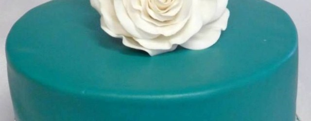 Turquoise Birthday Cake Birthday Cake Turquoise Color With Some Black To Deepen It Simple