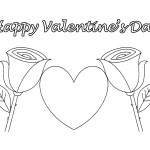 Valentine Coloring Pages To Print Coloring Page Valentine Coloring Sheets