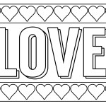 Valentine Coloring Pages To Print Free Printable Valentine Coloring Pages Paper Trail Design