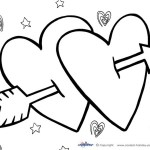 Valentine Coloring Pages To Print Free Valentine Color Pages Printable Day Coloring 12965 Ethicstech
