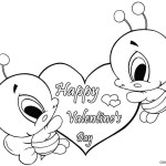 Valentine Coloring Pages To Print Valentine Coloring Pages Brown Bear Sheets Printable Free For Kids