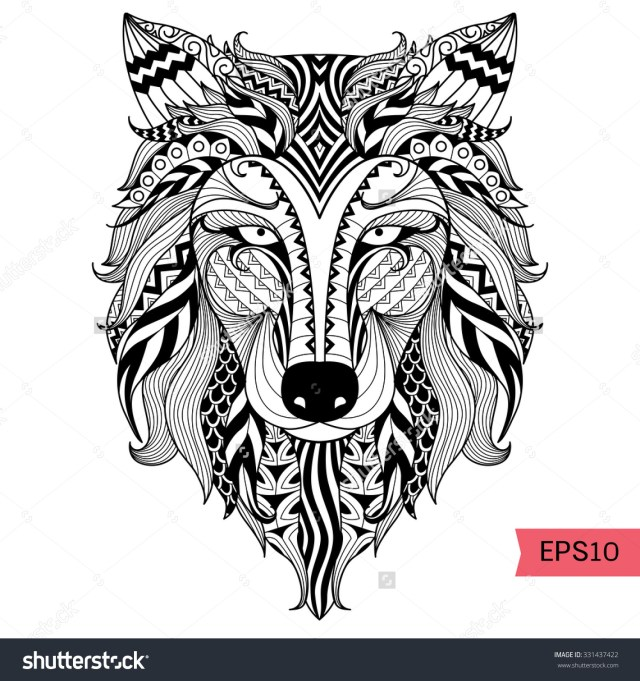 Wolf Coloring Pages For Adults Coloring Pages Adult Wolf Ingenious Ideas Of Wolves Fattkay Boston