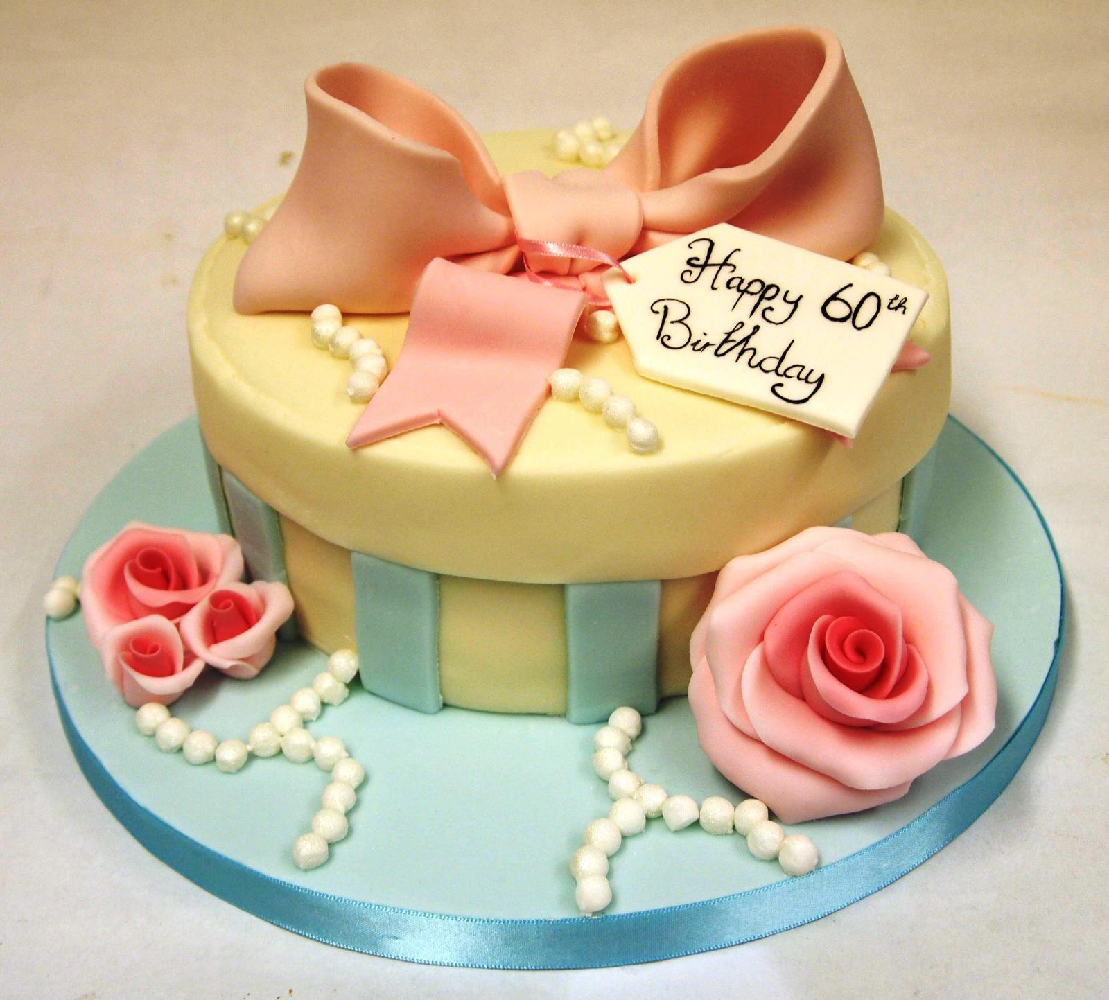 Womens Birthday Cake Ideas 60th Cakes As Decorations For The Men Protoblogr Design