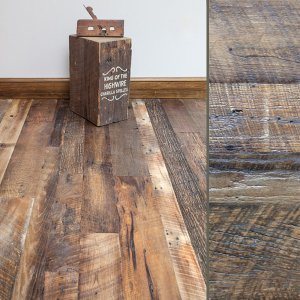 Barnwood_Oak_Reclaimed Engineered Oak