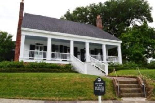 St Francisville Historic Homes