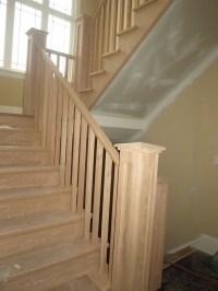 Interior Wood  Alba Railings