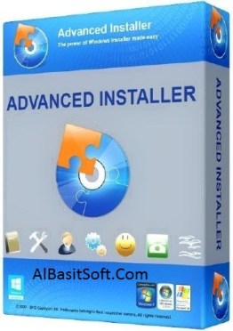 Advanced Installer Architect 15.4 With Crack Free Download(AlBasitSoft.Com)
