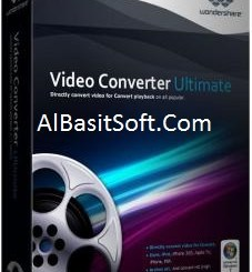 Wondershare Video Converter Ultimate 10.3.2.182 With Crack Free Download(AlBasitSoft.Com)