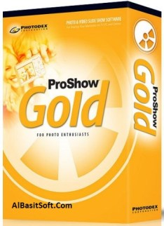 Photodex ProShow Gold 8.0.3648 Portable [Latest] Free Download(AlBasitSoft.Com)