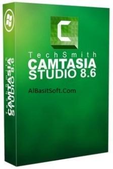Camtasia Studio 8.6.0 Build 2079 With License Key Free Download(AlBasitSoft.Com)