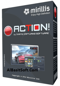 Mirillis Action 3.9.3 With Crack Free Download(AlBasitSoft.Com)