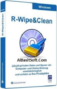 R-Wipe & Clean 20.0 Build 2241 With Crack Free Download(AlBasitSoft.Com)