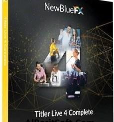 NewBlueFX Titler Live 4 Complete 4.0.190717 With Crack Free Download(AlBasitSoft.Com)