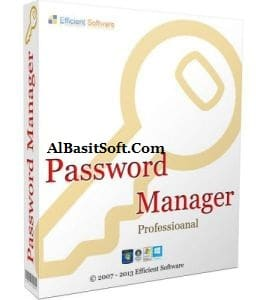 Efficient Password Manager Pro 5.60 Build 555 With crack(AlBasitSoft.Com)