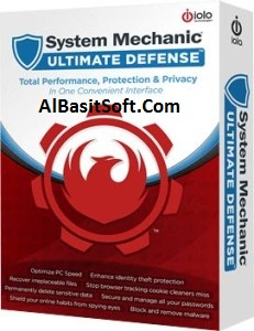 System Mechanic Ultimate Defense 19.1.2.69 With Crack Free Download(AlBasitSoft.Com)