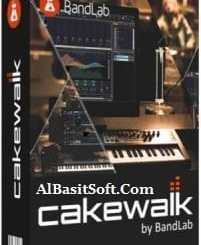 BandLab Cakewalk 25.07.0.70 (x64) With crack(AlBasitSoft.Com)