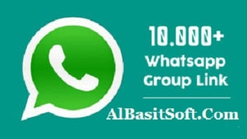 WhatsApp Group Link Collection [Daily Updated And Active 2019](AlBasitSoft.Com)